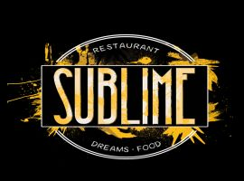Sublime Dreams Food